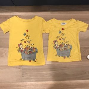 Moschino butter soft T-shirt for girls